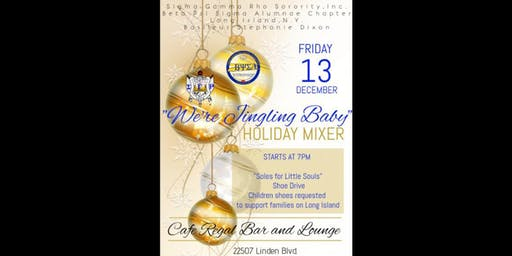 We're Jinglin' Baby: Holiday Mixer