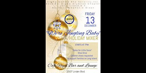 We're Jinglin' Baby: Holiday Mixer