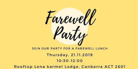 Farewell Party tickets