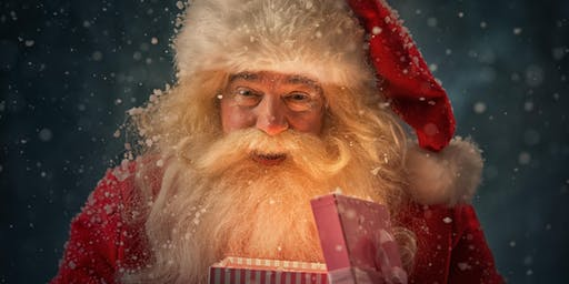 Santa Clause Comes To Gallery Furniture