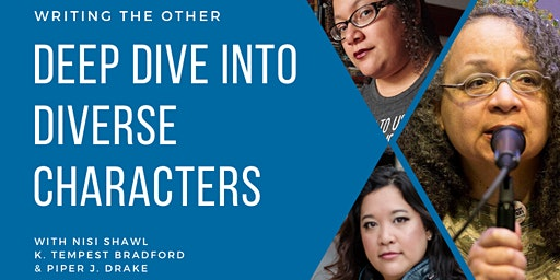 Deep Dive Into Diverse Characters | a Writing the Other class