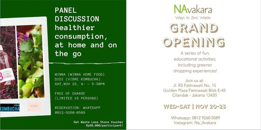Navakara Grand Opening  - Healthier Consumption At Home & On The  Go