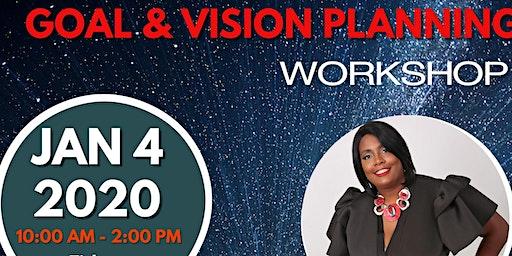 Goal and Vision Planning Workshop