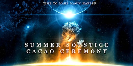 Summer Solstice Cacao Ceremony, Brisbane tickets