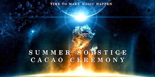 Summer Solstice Cacao Ceremony, Brisbane