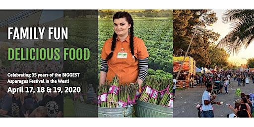 2020 San Joaquin Asparagus Festival