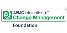 Change Management Foundation 3 Days Virtual Live Training in Perth