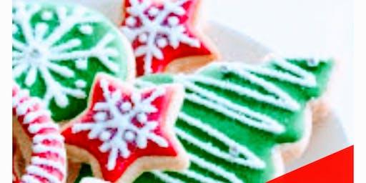 Cookies With Mrs. Santa