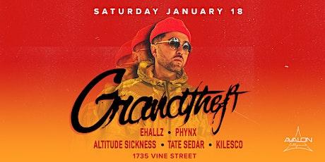 Avalon Presents Grandtheft tickets