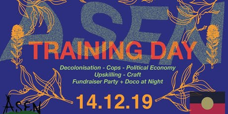 ASEN Canberra Training Day tickets
