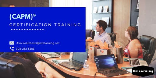 CAPM Certification Training in College Station, TX