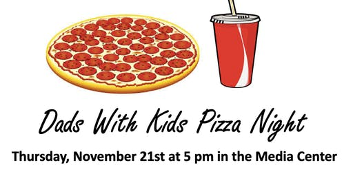 Dads With Kids Pizza Night