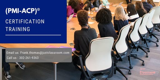 PMI-ACP 3 Days Classroom Training in Courtenay, BC