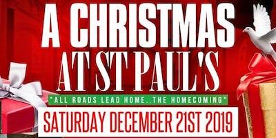 Christmas at Saint Paul