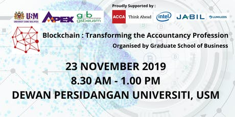 Blockchain: Transforming the Accountancy Profession tickets