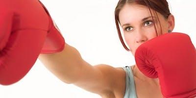 Women Only 4 Week Kickboxing Course