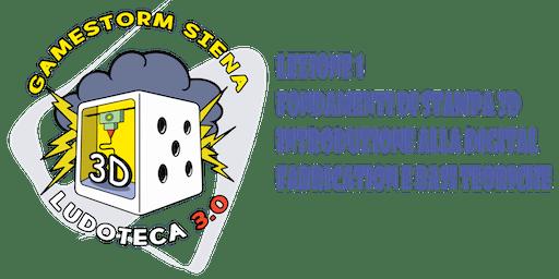 Ludoteca 3.0: Lez 1 Introduzione alla digital fabrication e basi teoriche