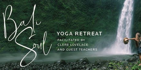 'Bali Soul' Yoga Retreat tickets