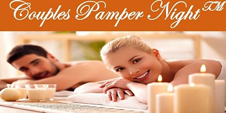 COUPLES PAMPER NIGHT  (NEW JERSEY) tickets