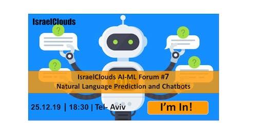 Natural Language Prediction and Chatbots