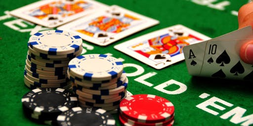 Casual Poker Night