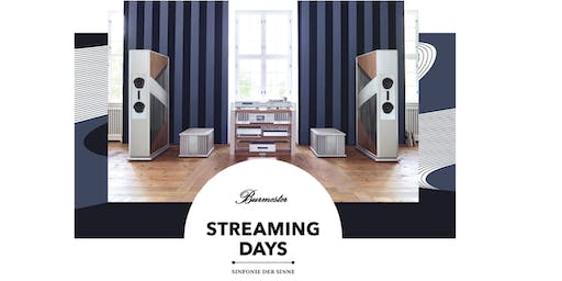 SINFONIA DEI SENSI: Burmester streaming days @ Musicdoor