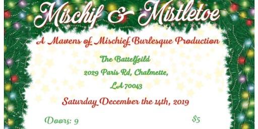 Mischief &Mistletoe : VIP Table tickets