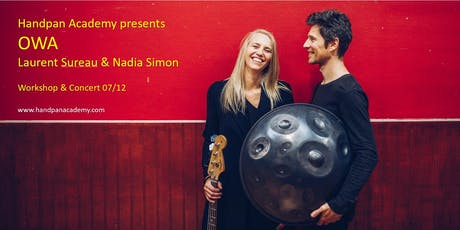 OWA - Laurent Sureau and Nadia Simon tickets
