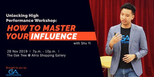 Master Your Influence with NLP