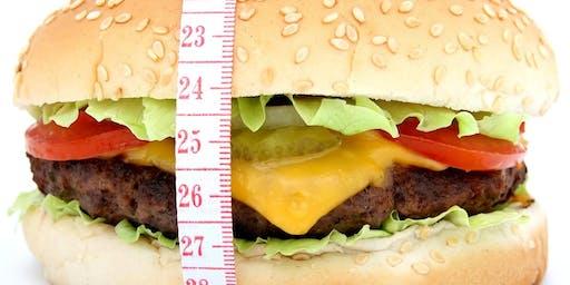 Charla Gratis:  ¿Qué Comer en los Restaurantes de Comida Rápida?