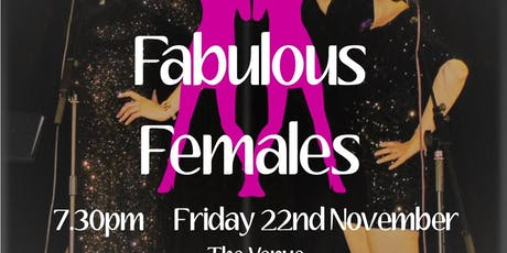 The Fabulous Females are BACK! tickets