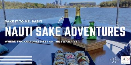 Nauti Sake Adventure tickets