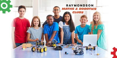 Raymondson Robotics Club - Spring Term - Block of 11 classes starting 11th January 2020