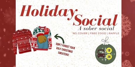 MRCI Holiday Social tickets