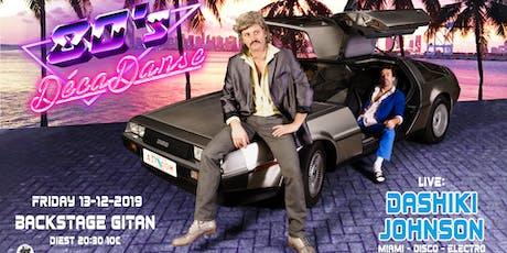 80's DécaDanse: Dashiki Johnson tickets