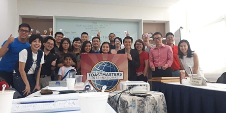 Speak | Think | Lead @ Grassroots Toastmasters Club tickets