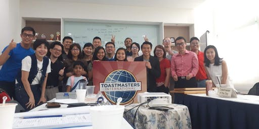 Speak | Think | Lead @ Grassroots Toastmasters Club