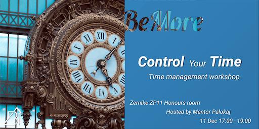 Think. Plan. Do.   Time management workshop