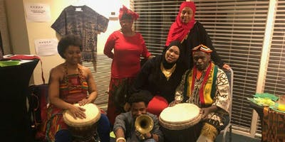 2019 Ujamaa Marketplace and 4th Annual Kwanzaa Celebration
