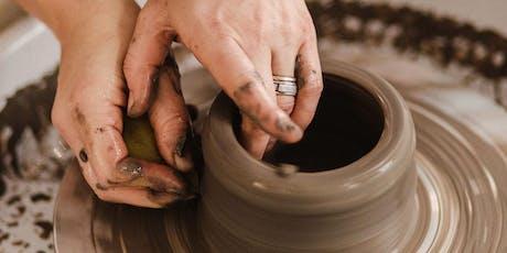 Découverte de la Céramique au Tour billets