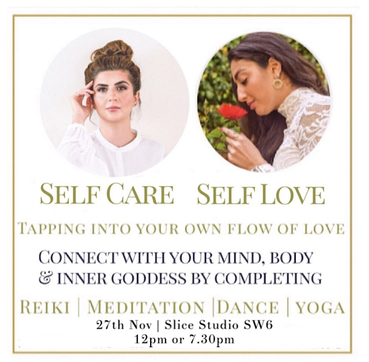 Self Love Self Care - Connecting with your Body, Mind and Soul image