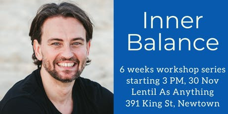Coaching with Jay - Life Balance tickets