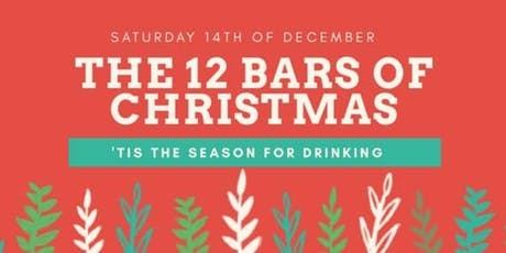 The 12 Bars of Christmas Pubcrawl tickets