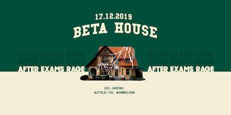 BETA HOUSE @ LES JARDINS tickets