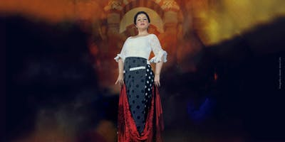 "SANTUARIO, Flamenco company María ""la Serrana""from Seville"