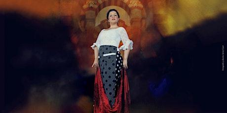 """SANTUARIO, Flamenco company María """"la Serrana""""from Seville entradas"""