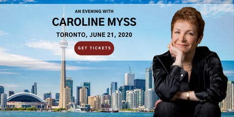 An Evening with Caroline Myss in Toronto tickets