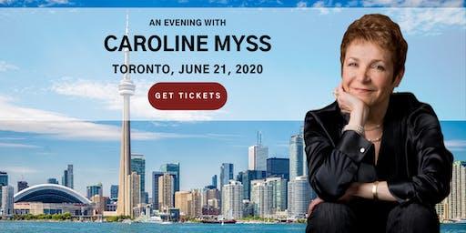 An Evening with Caroline Myss in Toronto