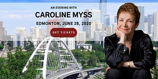 An Evening with Caroline Myss in Edmonton