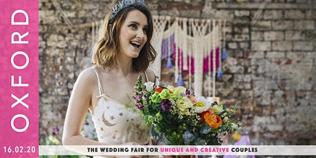 Chosen Wedding Fair Oxford tickets